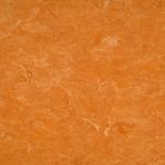 linoleum portocaliu picant